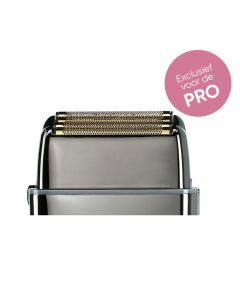 Babyliss PRO 4Artists Replacement Head Gunsteel Metal Double Foil Shaver