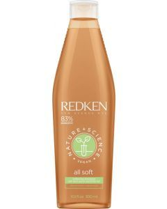 Redken Nature Science All Soft Shampoo 300ml