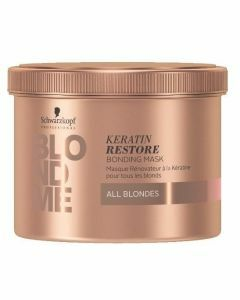 Schwarzkopf Blond Me Restore Bond Mask All 500ml