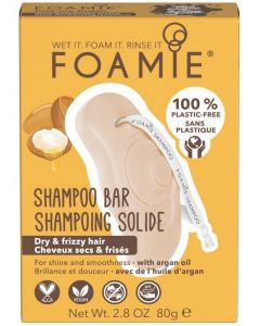 Foamie Shampoo Bar Kiss Me Argan 80gr