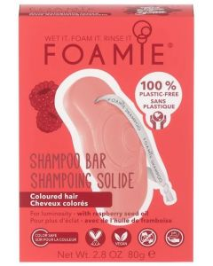 Foamie Shampoo Bar The Berry Best 80gr