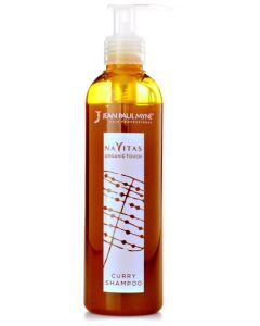 Jean Paul Myne Navitas Organic Touch Shampoo Curry 250ml