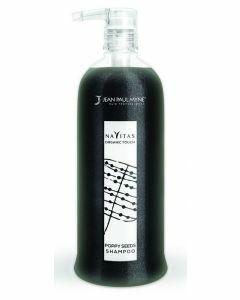 Jean Paul Myne Navitas Organic Touch Shampoo Poppy Seeds 1000ml
