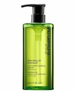 Shu Uemura Cleansing Oil Shampoo Anti-Dandruff Soothing Cleanser 400ml
