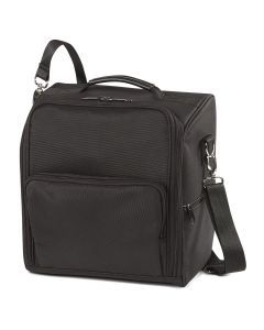 Sibel Trolley Top Bag zwart