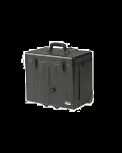 Sinelco Aufbewahrungskoffer mit Trolley-System schwarz