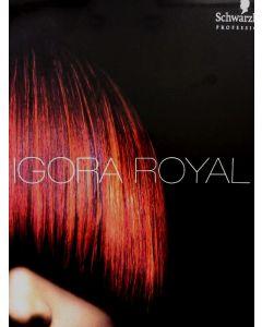 Schwarzkopf Igora Royal Colorchart