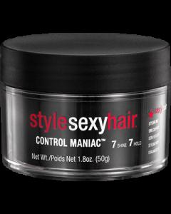 Sexyhair Style Control Maniac Styling Wax 50ml