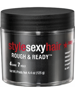 Sexyhair Style Rough & Ready Gel Paste 125ml
