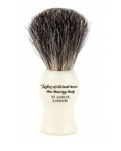 Taylor of Old Bond Street Rasierpinsel Pure Badger elfenbein 9.5mm