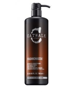 TIGI Fashionista Brunette Conditioner 750ml Productafbeelding