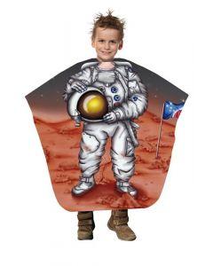 Trend-Design Schneideumhang Kinder Astronaut  130x125cm