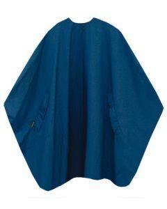 Trend-Design Kapmantel Classic hooks donker blauw