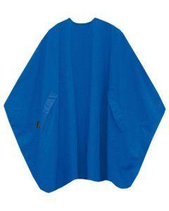 Trend-Design Kapmantel Classic hooks licht blauw