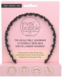 Invisibobble HairHalo True Dark Sparkle