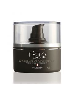 Tyro Superior Anti-Age Day Cream SPF30 50ml