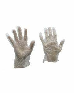 Handschoenen plastic Heren  100st