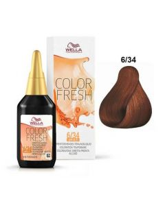 Wella Color Fresh Acid 6-34 75ml
