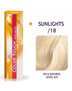 Wella Color Touch Sunlights 0/18 60ml