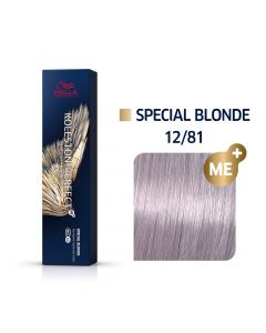 Wella Koleston Perfect ME+ Special Blonds 12/81 60ml