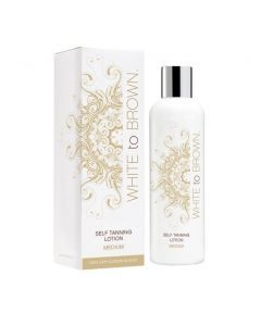 Whitetobrown Self Tan  250ml